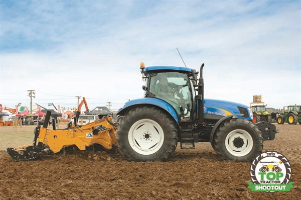 Tractor Pto Dynamometer : Best tractors new holland t elite review top
