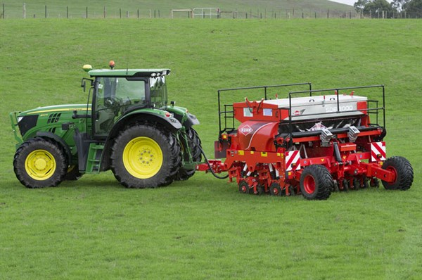 Kuhn SDE 3000 Seed Drill _4334