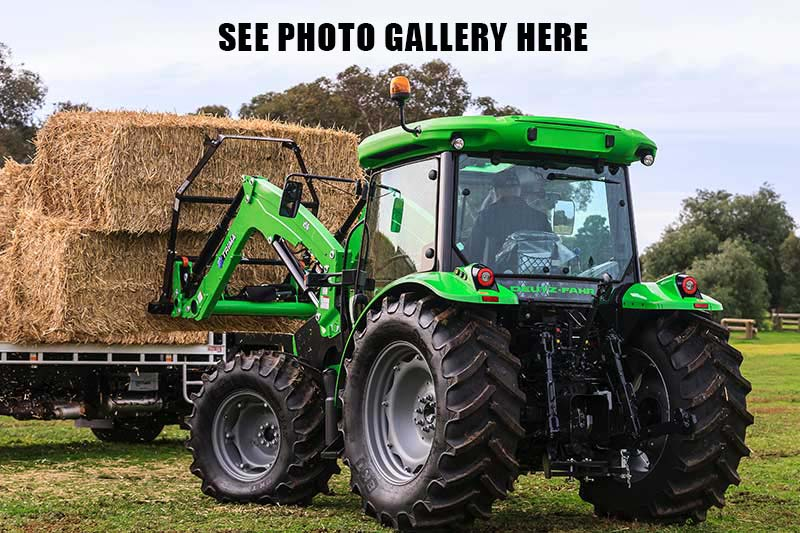 Deutz Fahr 5105.4G tractor photo gallery