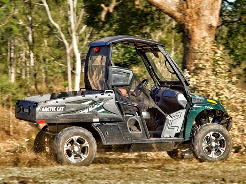 Arctic Cat Prowler Review Model 700 Hdx